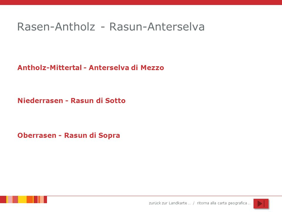 Rasen-Antholz - Rasun-Anterselva