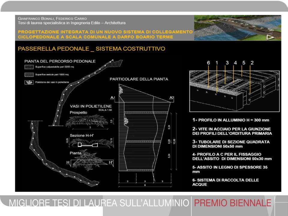 Nuovo Sistema di Ponti a Darfo Boario Terme .