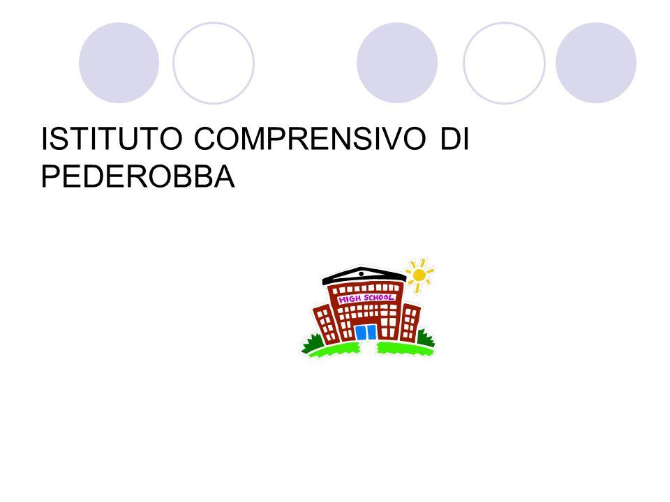 ISTITUTO COMPRENSIVO DI PEDEROBBA