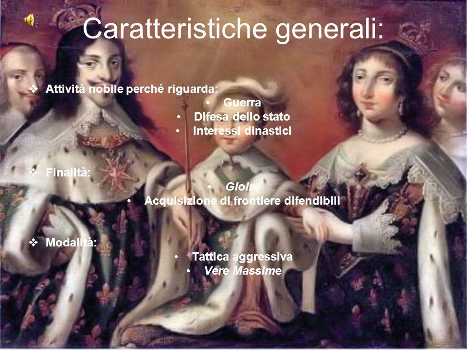 Caratteristiche generali: