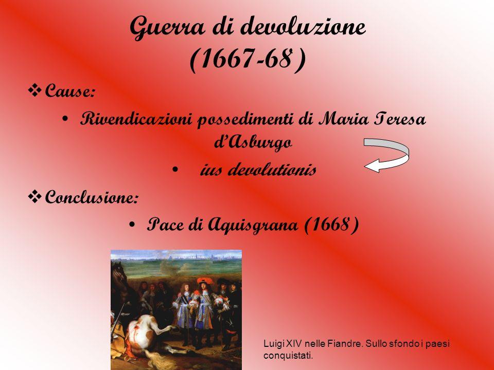 Guerra di devoluzione (1667-68)