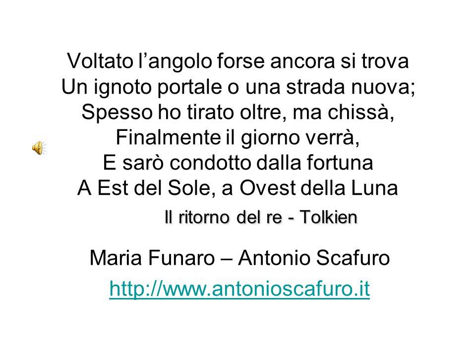 Maria Funaro – Antonio Scafuro http://www.antonioscafuro.it