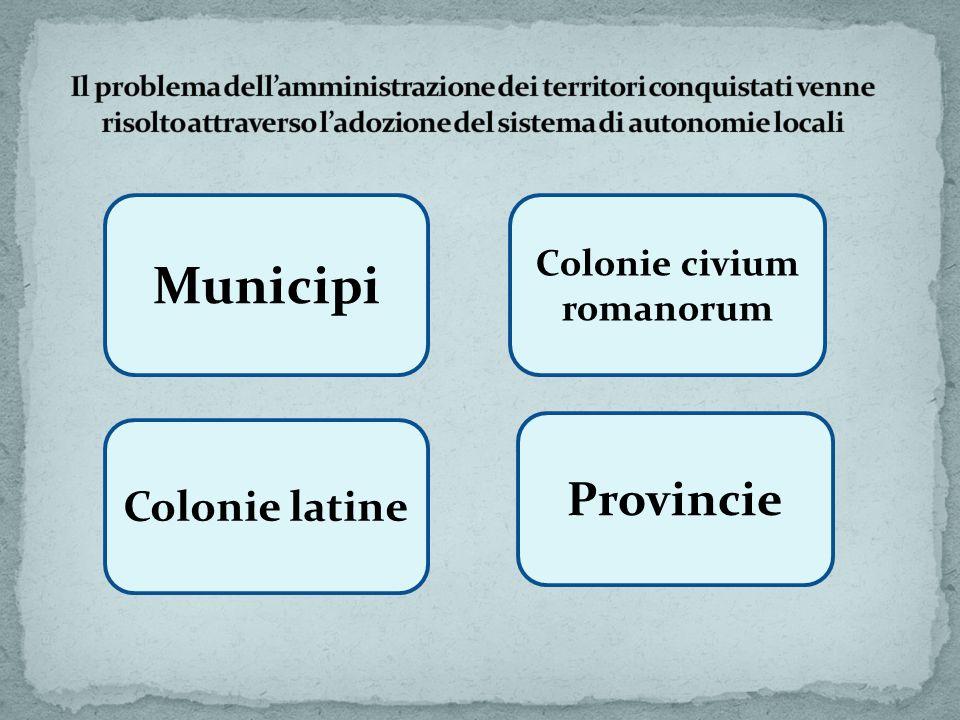 Colonie civium romanorum
