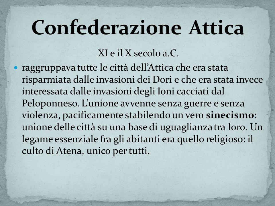Confederazione Attica