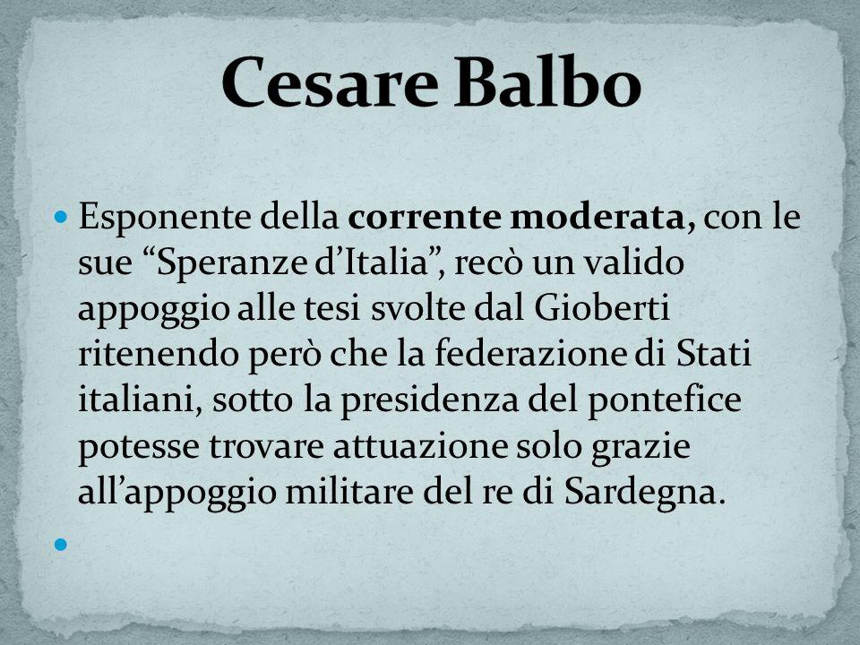 Cesare Balbo