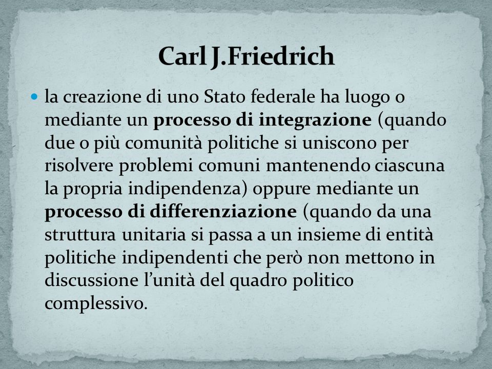Carl J.Friedrich