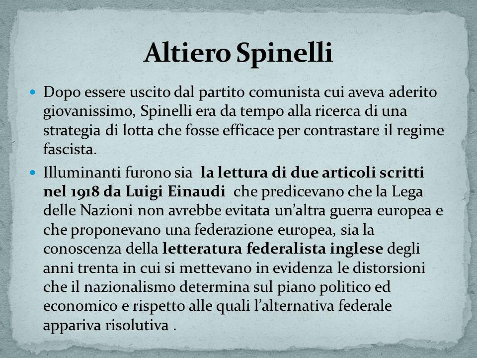 Altiero Spinelli