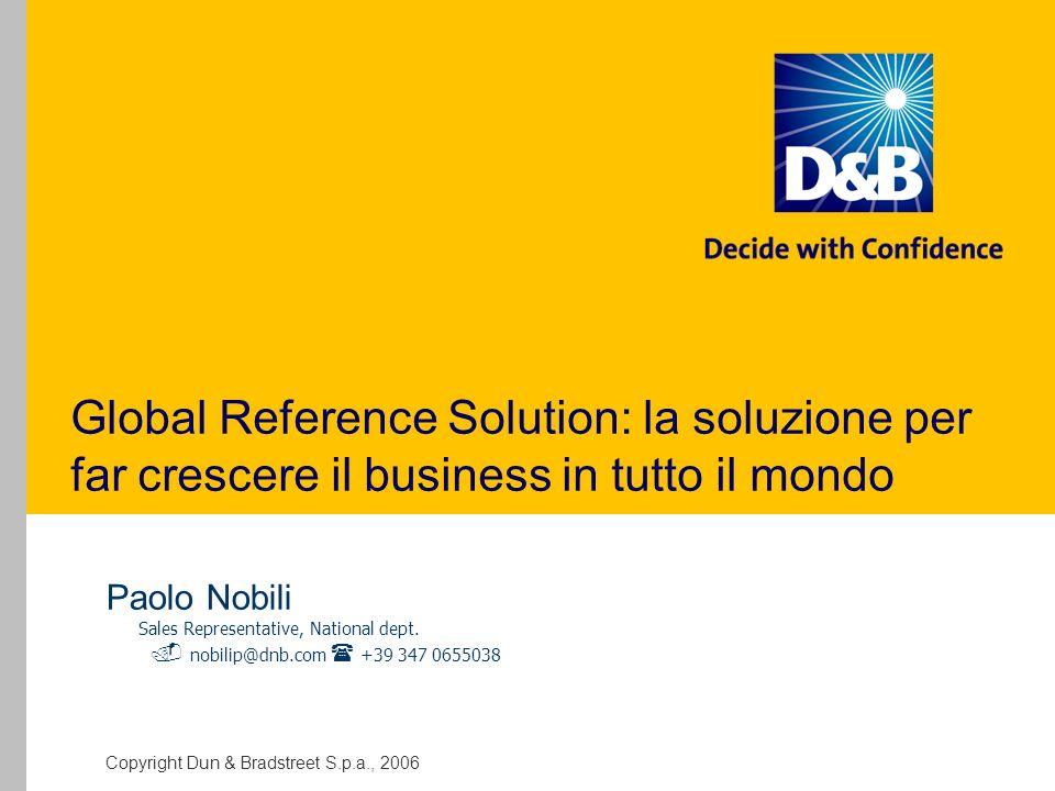 Global Reference Solution: la soluzione per far crescere il business in tutto il mondo