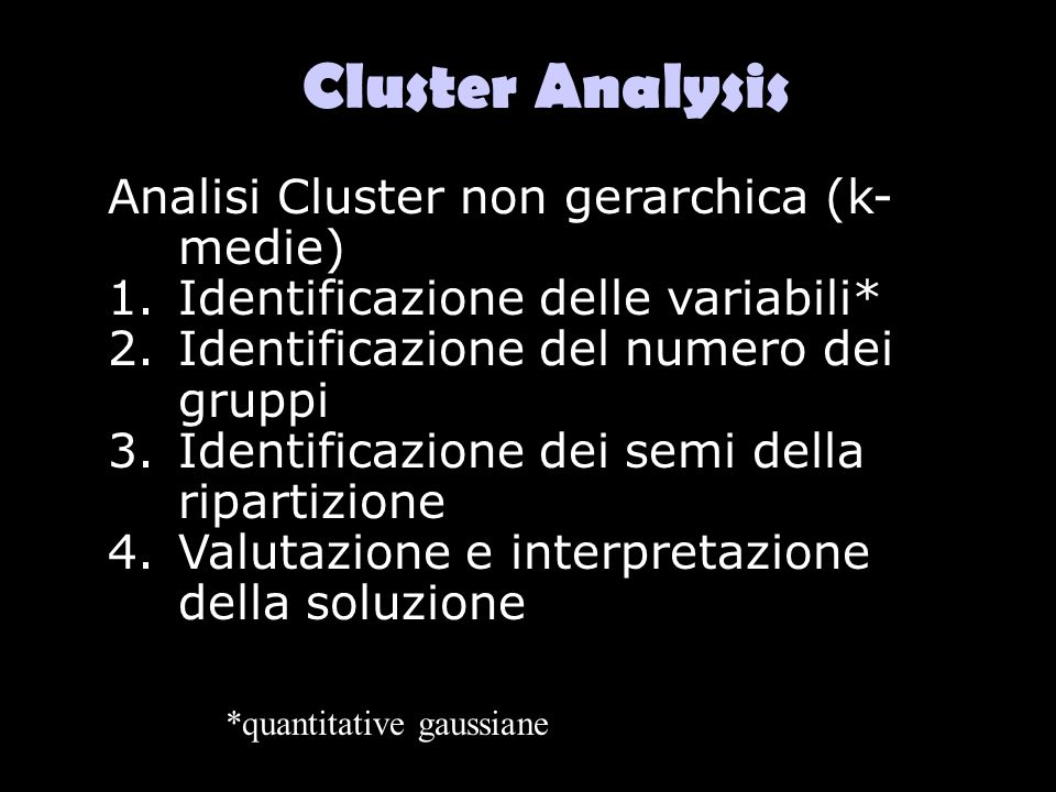 *quantitative gaussiane