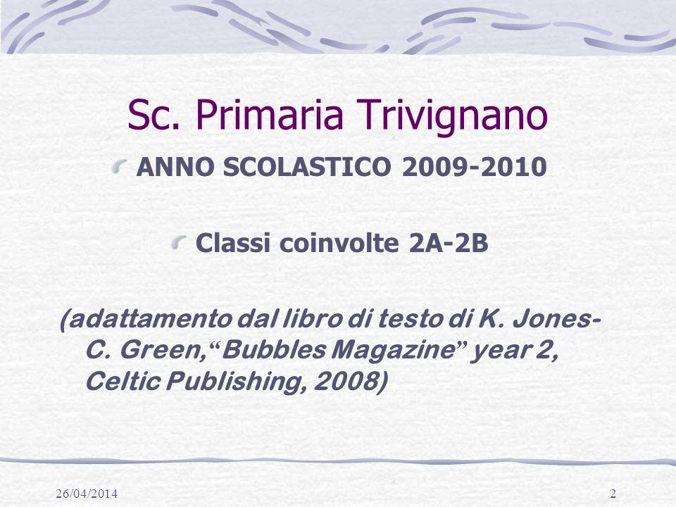 Sc. Primaria Trivignano