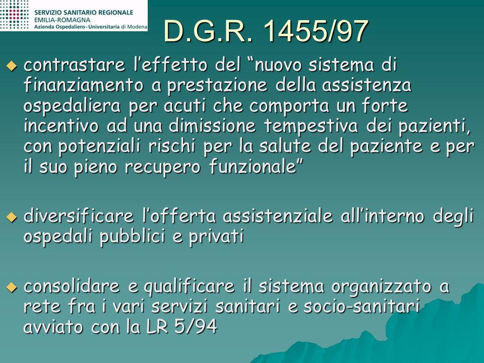 D.G.R. 1455/97