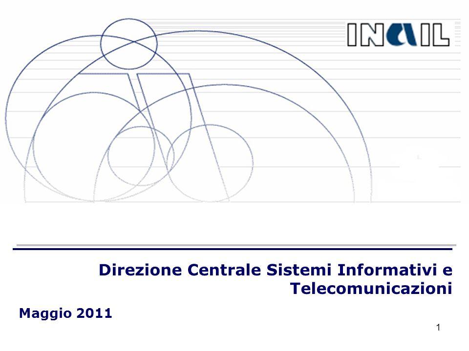 Direzione Centrale Sistemi Informativi e Telecomunicazioni