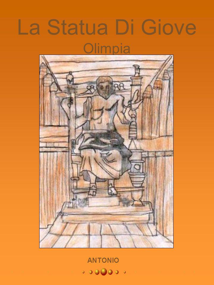 La Statua Di Giove Olimpia