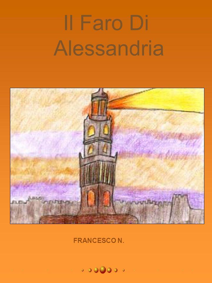 Il Faro Di Alessandria FRANCESCO N.