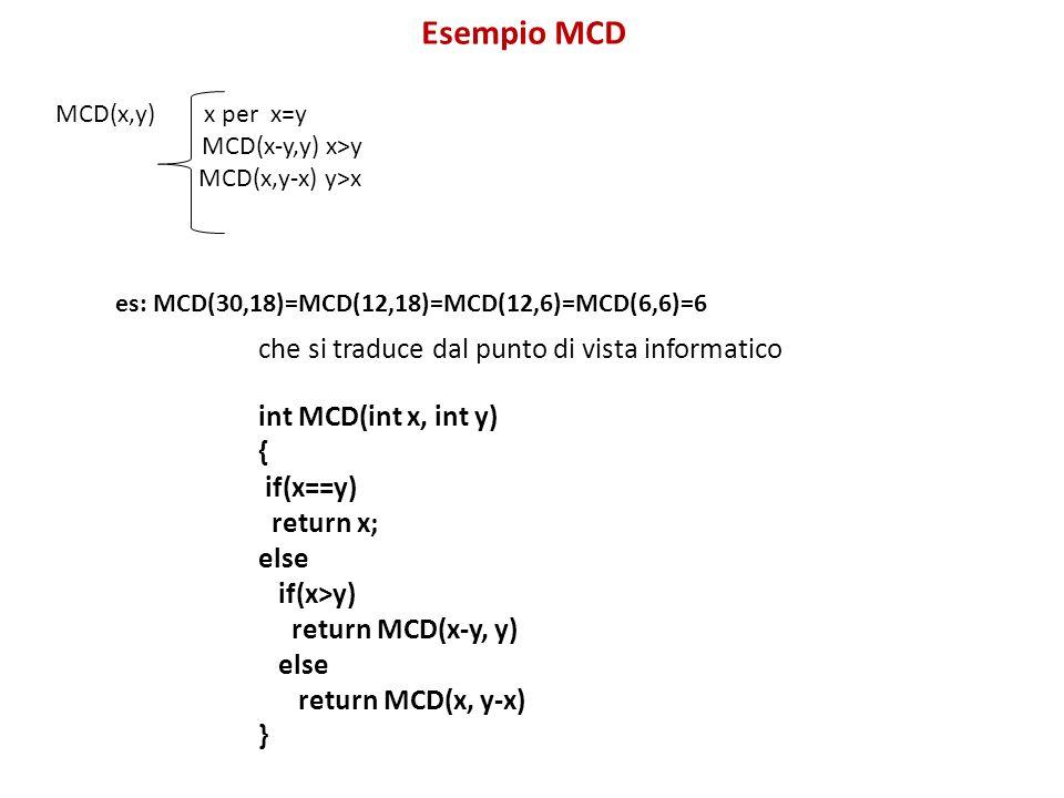 Esempio MCD che si traduce dal punto di vista informatico