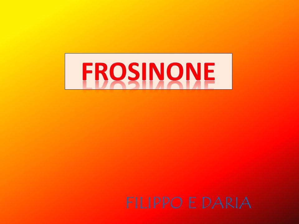 Frosinone FILIPPO E DARIA