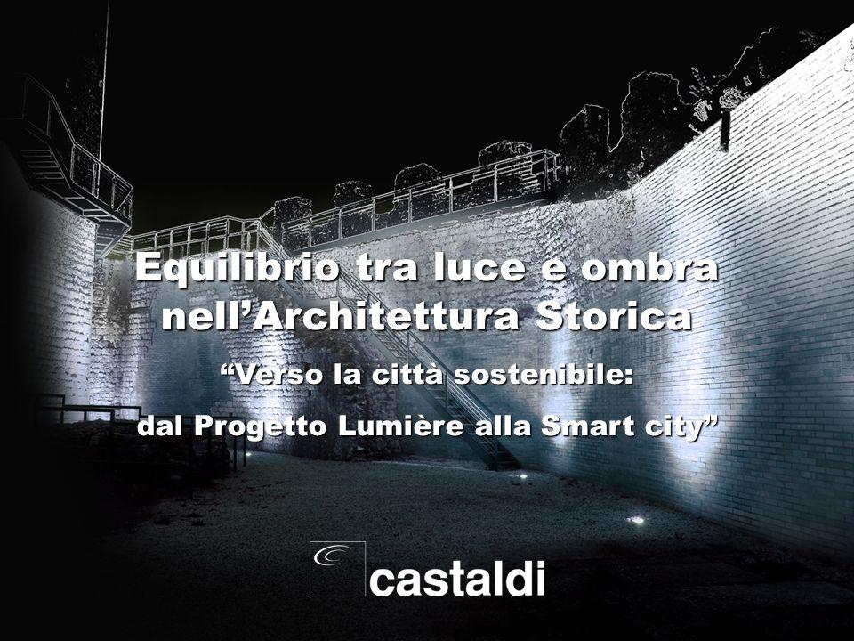 Equilibrio tra luce e ombra nell'Architettura Storica