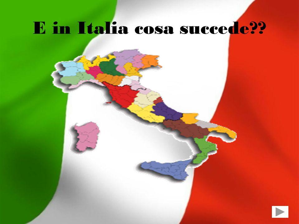 E in Italia cosa succede