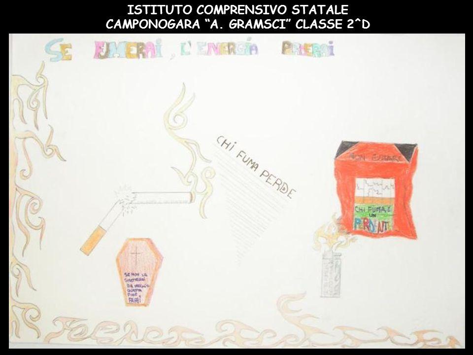 ISTITUTO COMPRENSIVO STATALE CAMPONOGARA A. GRAMSCI CLASSE 2^D