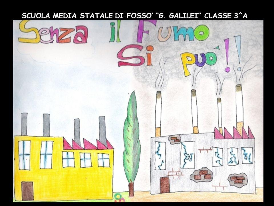 SCUOLA MEDIA STATALE DI FOSSO' G. GALILEI CLASSE 3^A