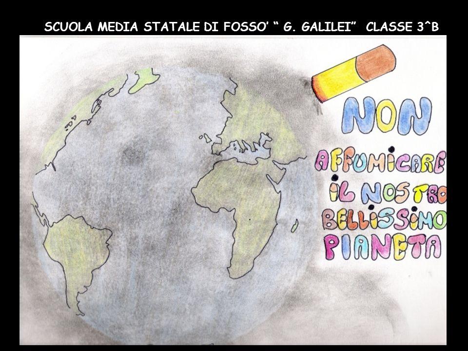 SCUOLA MEDIA STATALE DI FOSSO' G. GALILEI CLASSE 3^B