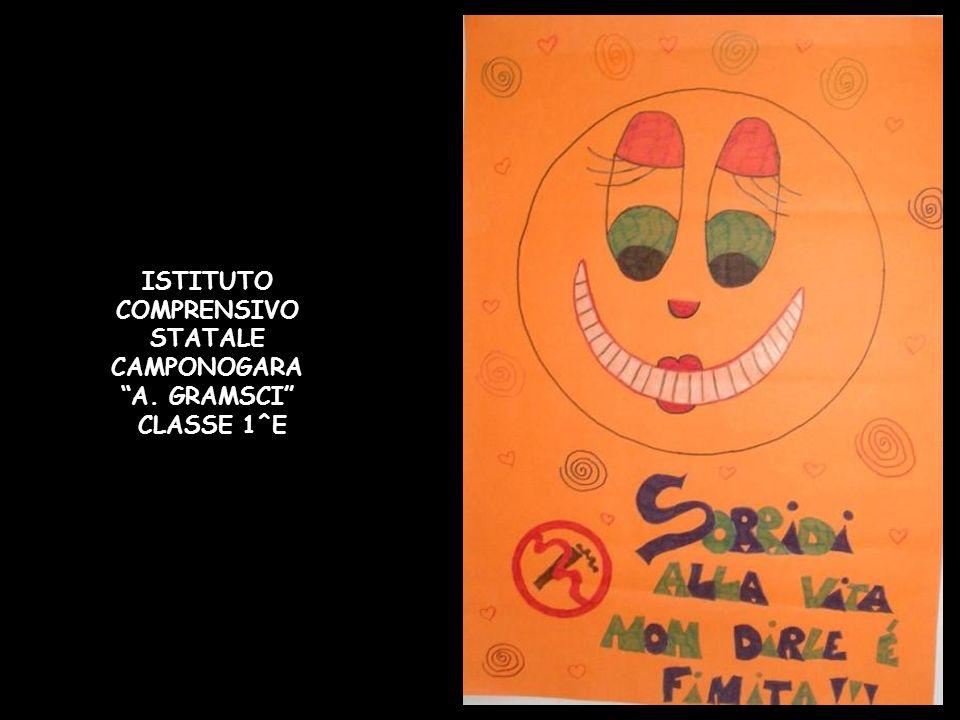 ISTITUTO COMPRENSIVO STATALE CAMPONOGARA A. GRAMSCI CLASSE 1^E