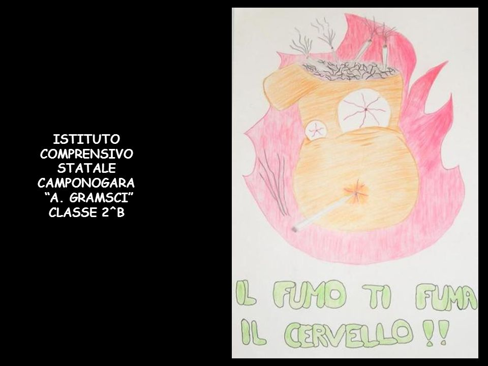 ISTITUTO COMPRENSIVO STATALE CAMPONOGARA A. GRAMSCI CLASSE 2^B