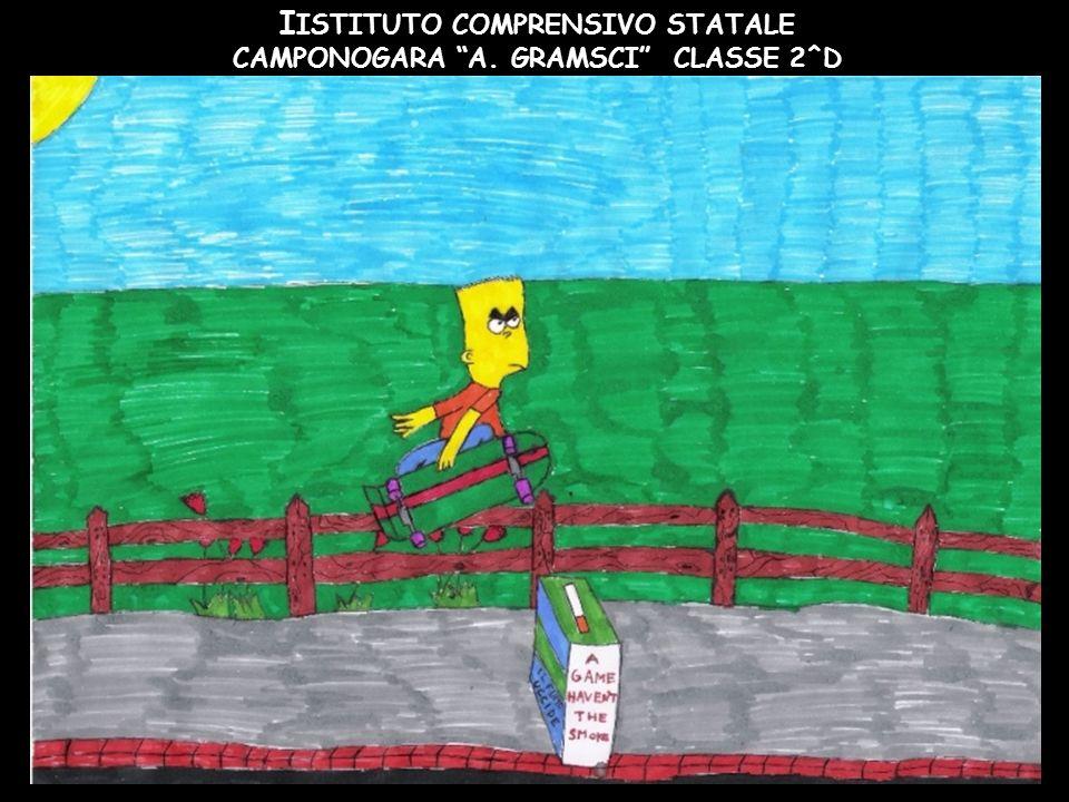 IISTITUTO COMPRENSIVO STATALE CAMPONOGARA A. GRAMSCI CLASSE 2^D