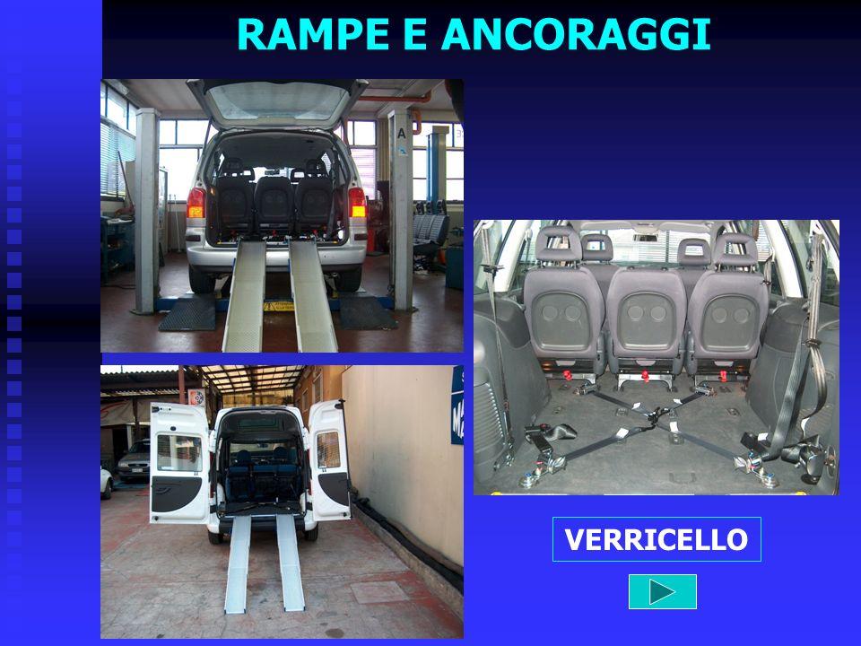 RAMPE E ANCORAGGI VERRICELLO