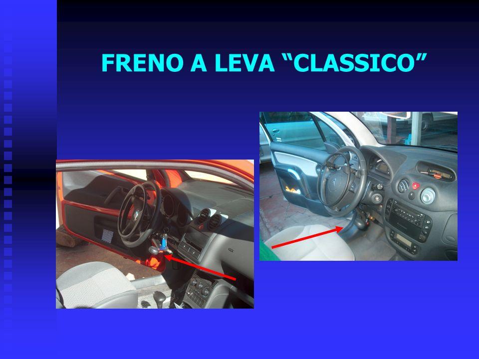 FRENO A LEVA CLASSICO