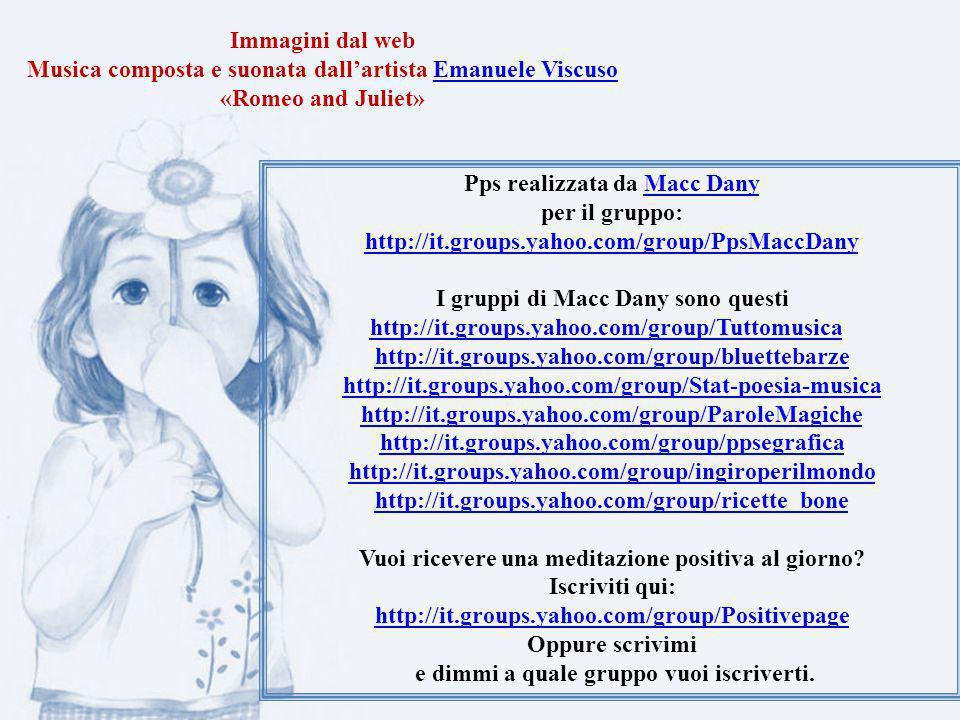 Musica composta e suonata dall'artista Emanuele Viscuso
