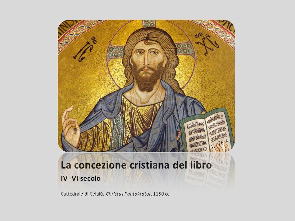 La concezione cristiana del libro