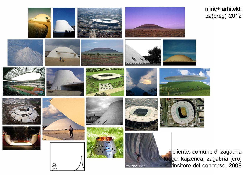 njiric+ arhitekti za(breg) 2012. cliente: comune di zagabria.