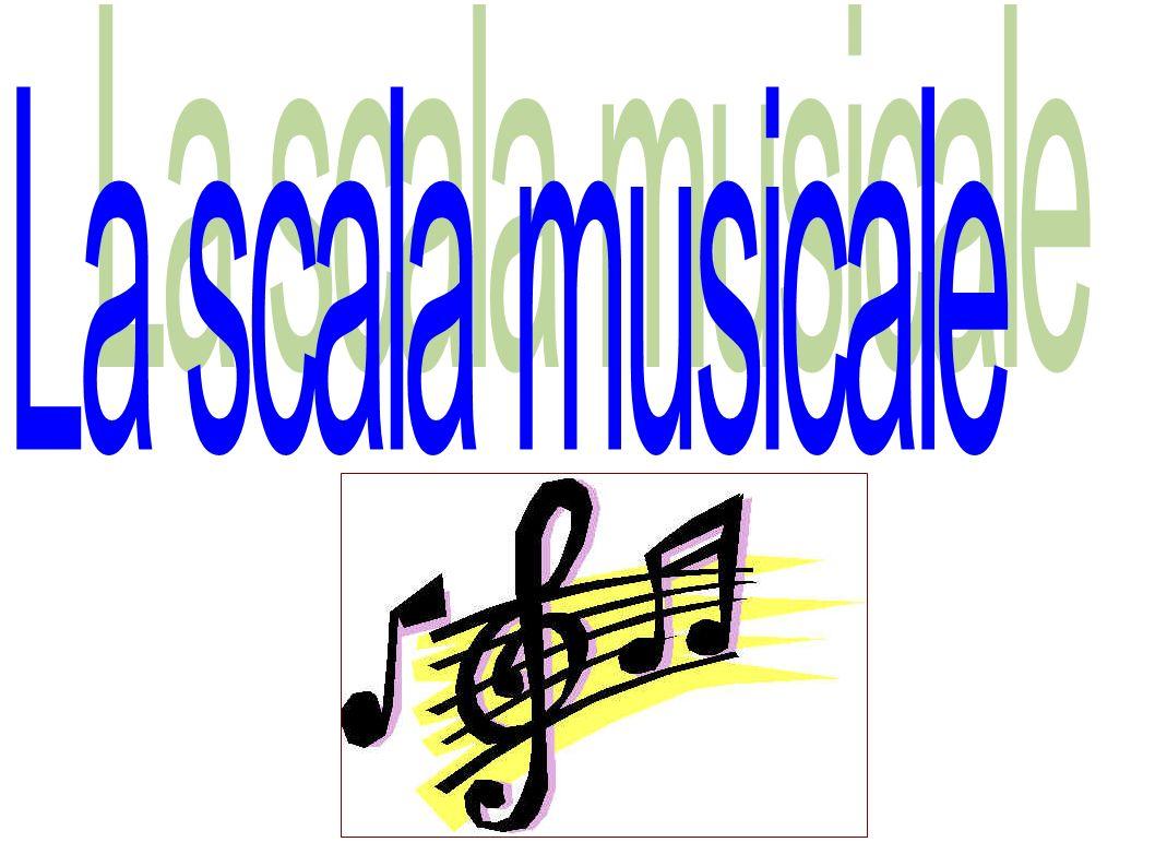 La scala musicale 1