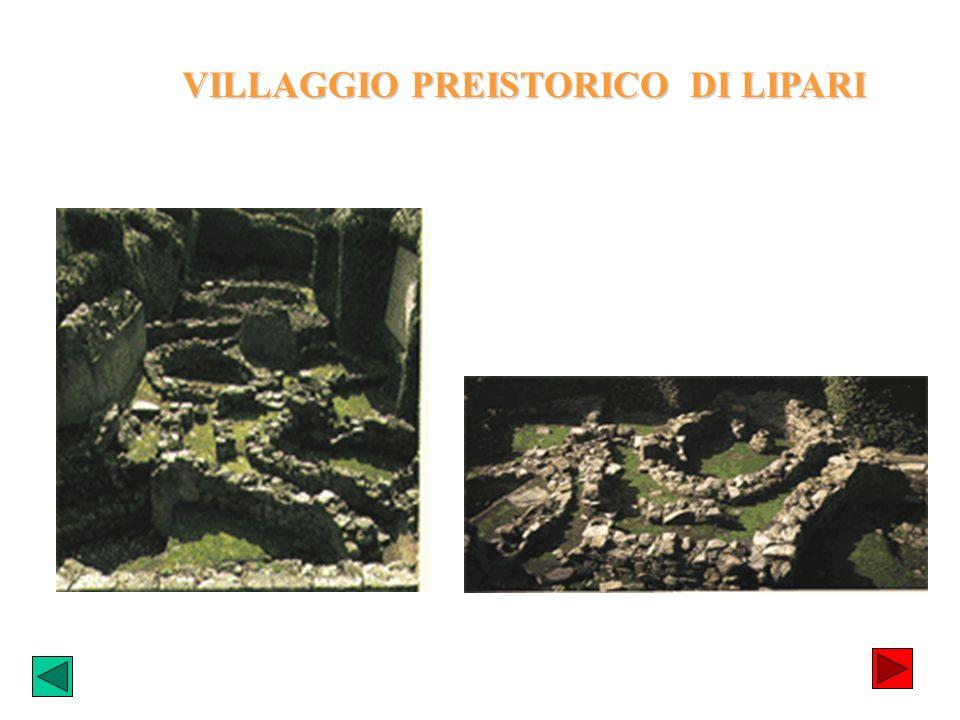 VILLAGGIO PREISTORICO DI LIPARI