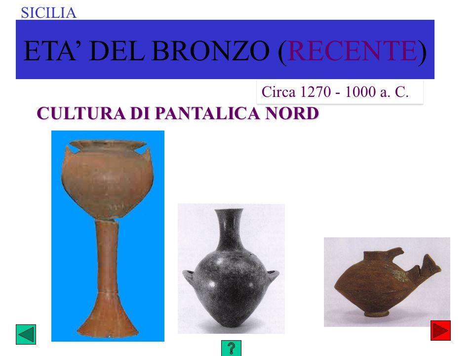 CULTURA DI PANTALICA NORD