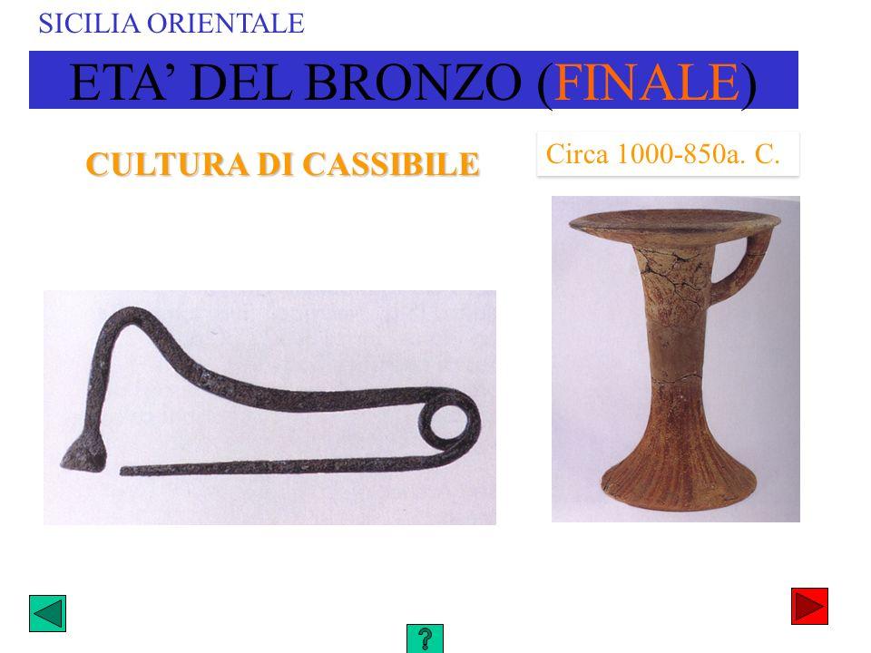 ETA' DEL BRONZO (FINALE)