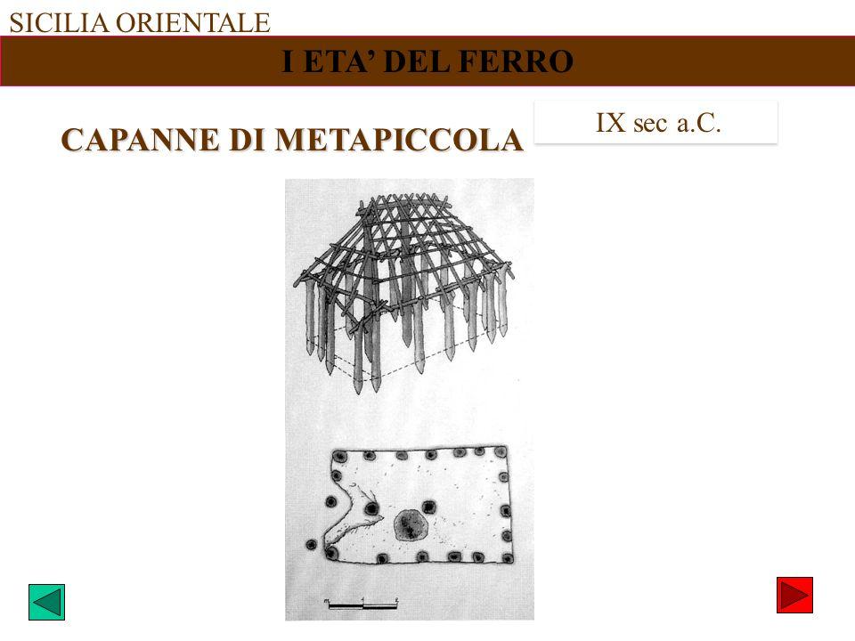 CAPANNE DI METAPICCOLA