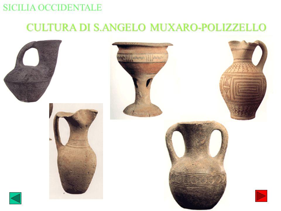 CULTURA DI S.ANGELO MUXARO-POLIZZELLO