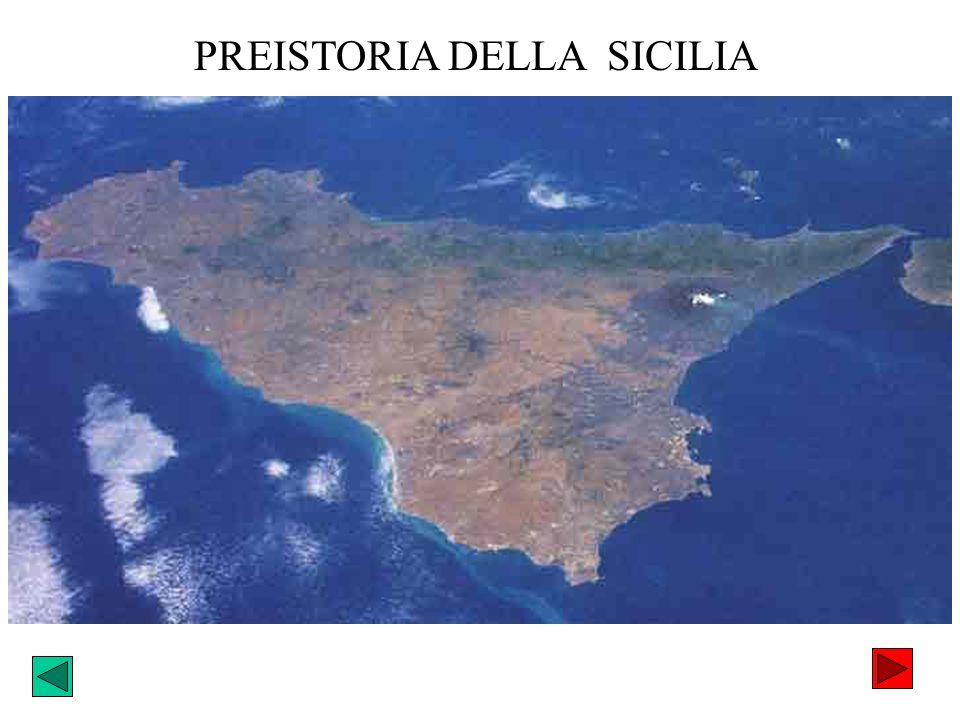 PREISTORIA DELLA SICILIA