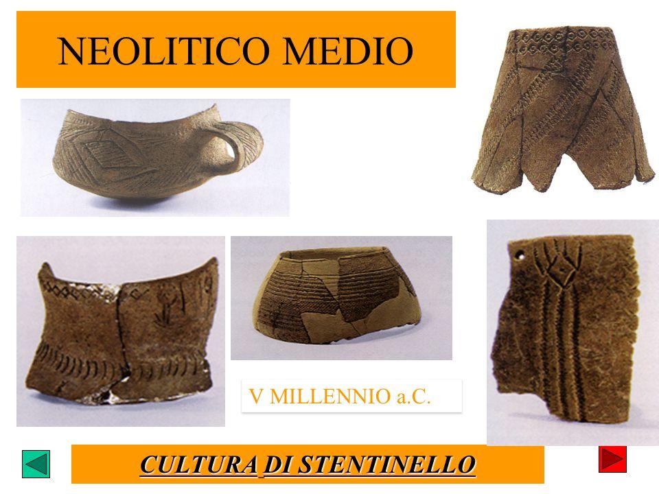 CULTURA DI STENTINELLO