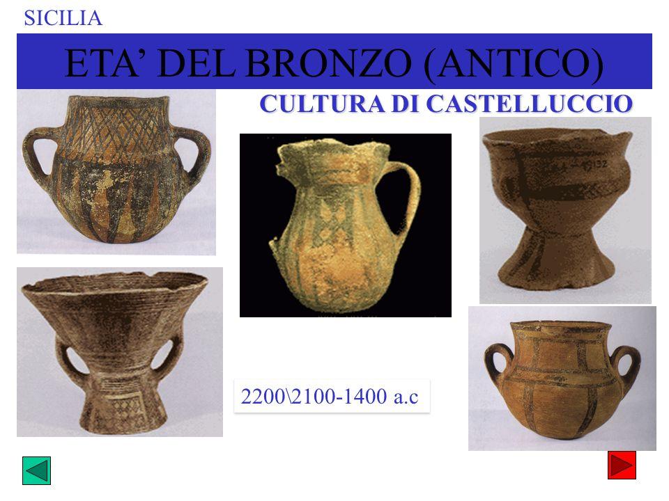CULTURA DI CASTELLUCCIO