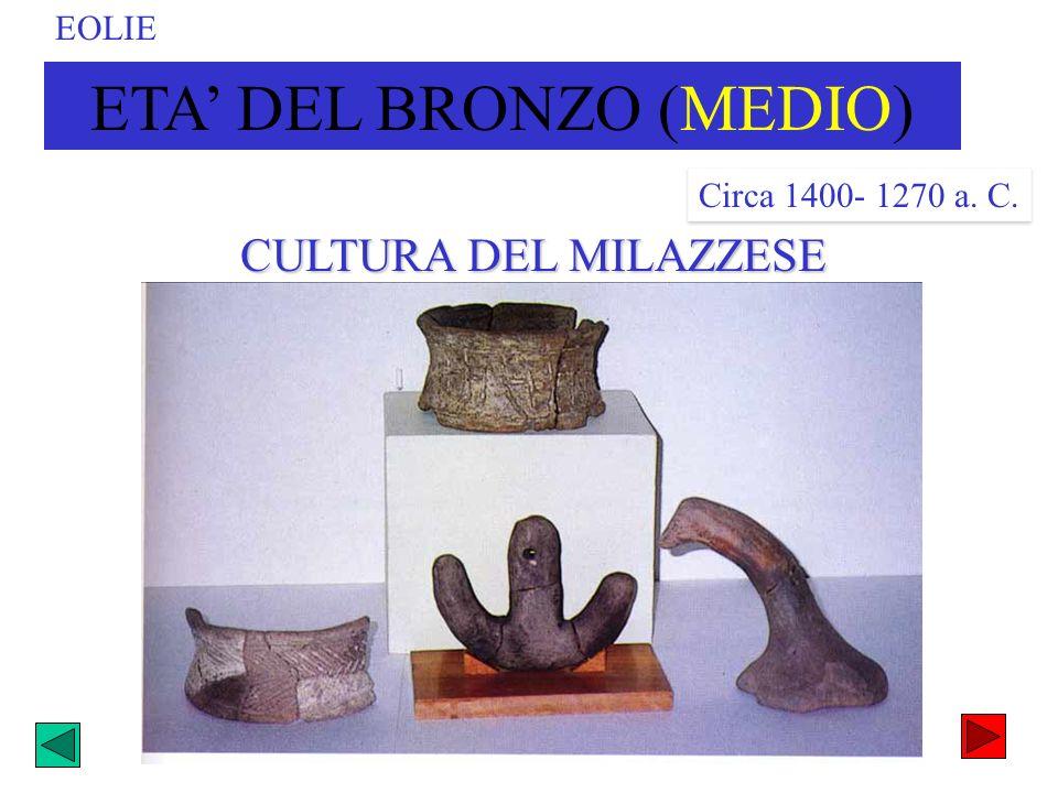 ETA' DEL BRONZO (MEDIO)