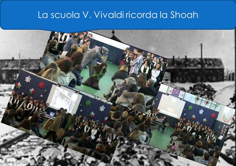 La scuola V. Vivaldi ricorda la Shoah