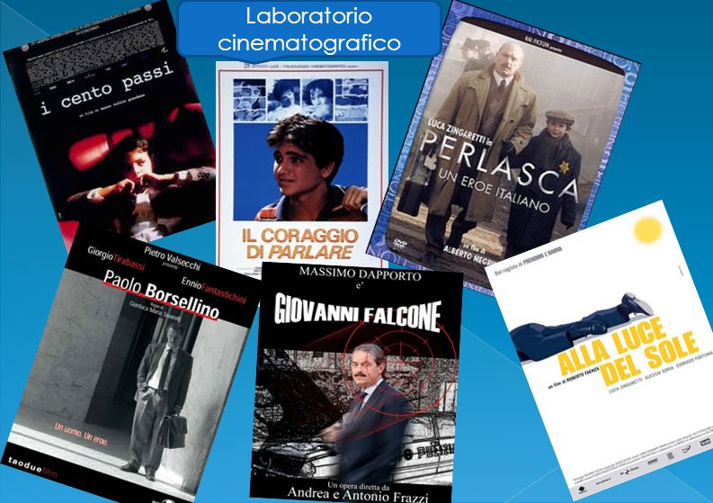 Laboratorio cinematografico