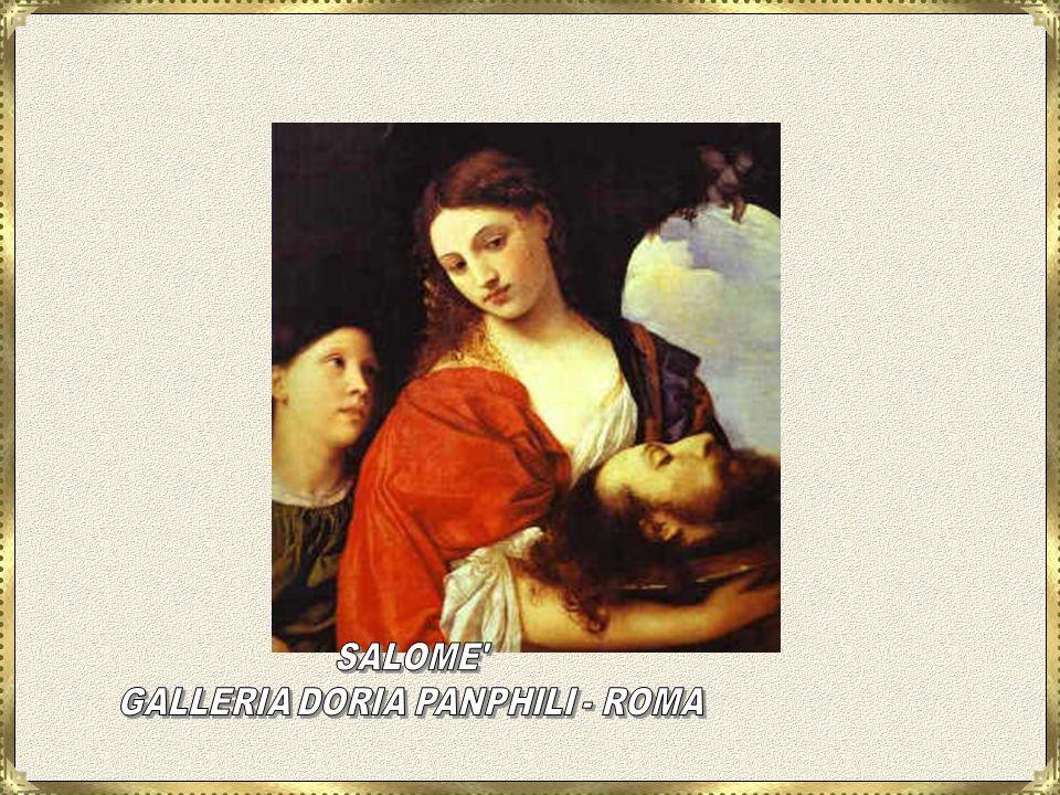 GALLERIA DORIA PANPHILI - ROMA