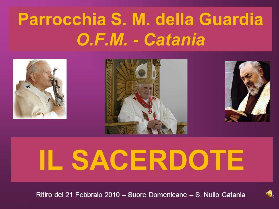 Parrocchia S. M. della Guardia O.F.M. - Catania