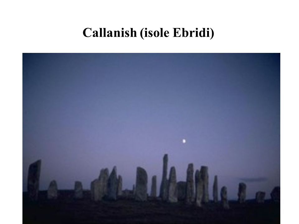 Callanish (isole Ebridi)