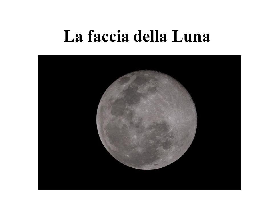 La faccia della Luna