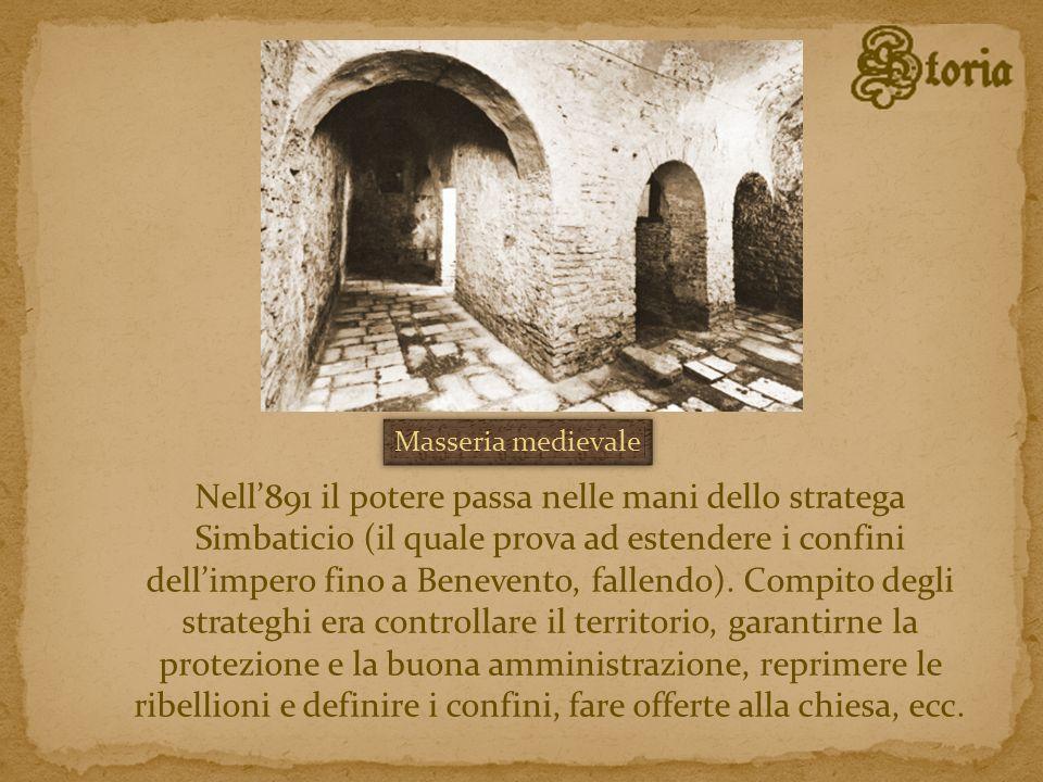 Masseria medievale
